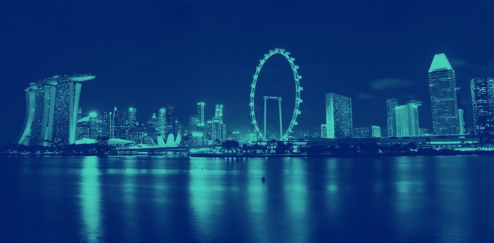 singaporeskyline_blue