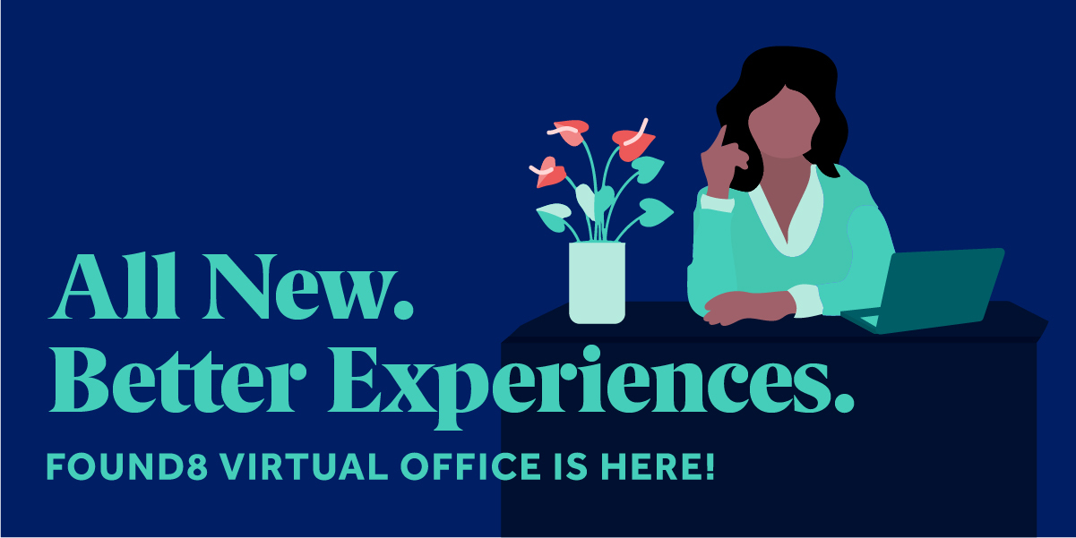 Found8's New Virtual Office Memberships Provides Innovative Solutions to COVID-19 and WFH