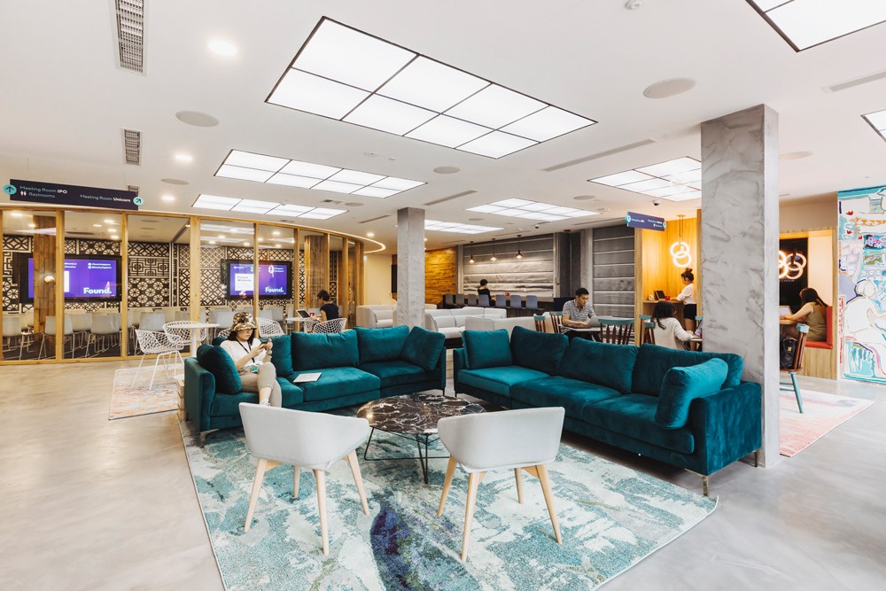 Found8 Coworking Amoy   Singapore