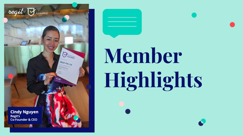 Member Highlight: Regit