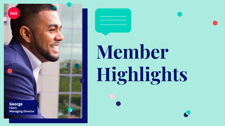 Member Highlight: FAIĀ Corp
