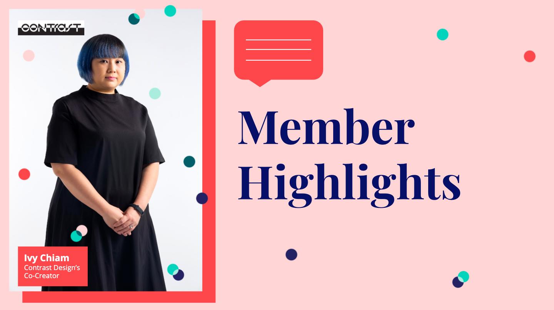 Member Highlight: Contrast Design