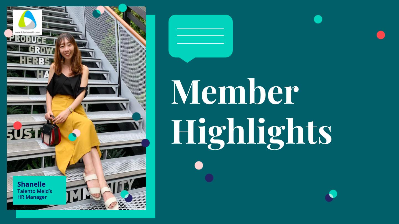 Member Highlight: Talento Meld