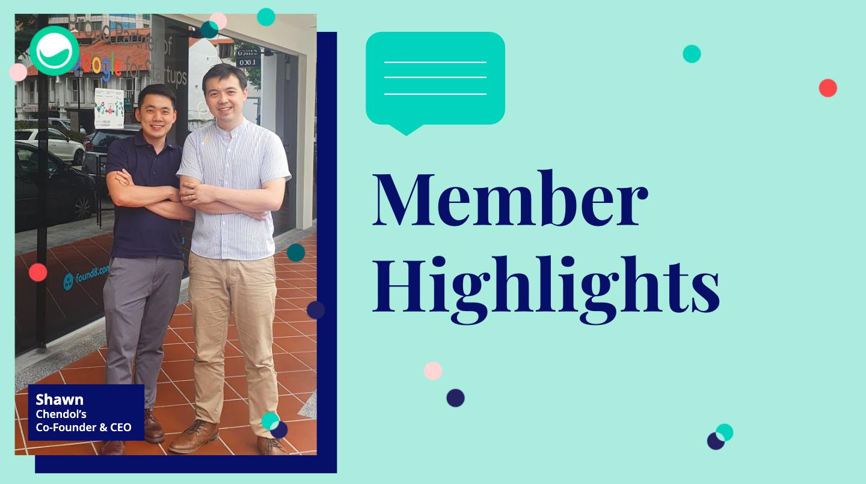 Member Highlight: Chendol