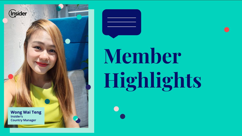 Member Highlight: Insider.