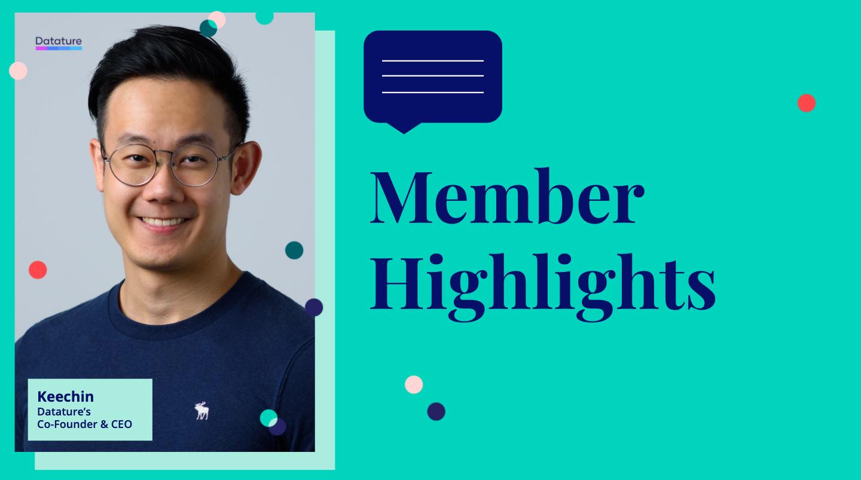 Member Highlight: Datature