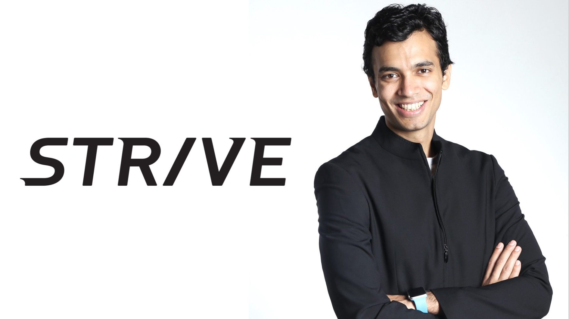 Meet the VCs with Nikhil Kapur, STRIVE