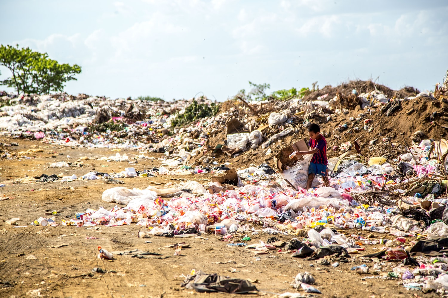 Addressing the Waste Issue in Asia